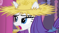 Rarity 'Why wouldn't I be' S4E13