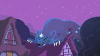 Ursa minor chomping rooftop S1E06