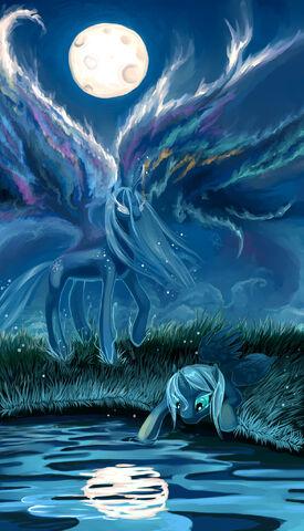 File:FANMADE Hijo de la Luna by DragonAtaxia.jpg