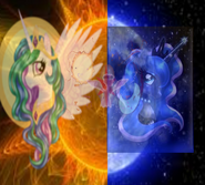 FANMADE Rulers of Equestria