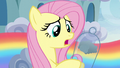 "Fluttershy ""his favorite bits of cloud"" S6E11.png"