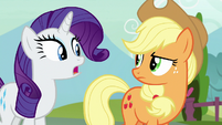 "Rarity ""what's wrong with that?"" S7E9"