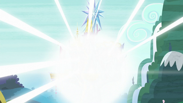 File:A shining bright light appears out from the castle S5E26.png