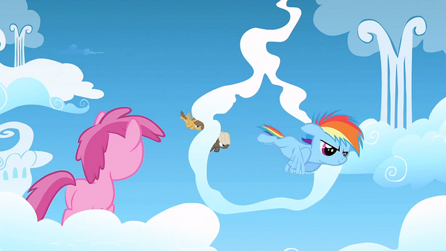 File:Filly Rainbow flying through the cloud ring S1E23.png