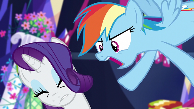 "File:Rainbow ""they can't all be your favorite!"" S5E3.png"