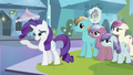 Rarity flicking hair S3E1.png
