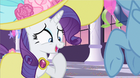 Rarity oh that S2E9