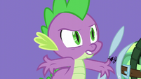 "Spike ""I'm a dragon!"" S5E5"