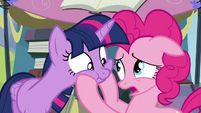 "Pinkie Pie ""you can't break the rules!"" S4E22"