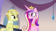 "Princess Cadance ""there are my girls"" S03E12"