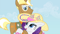 Rarity 'Not at all' S4E13
