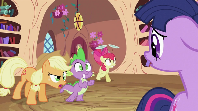 File:Applejack 'what's the cure' S2E06.png