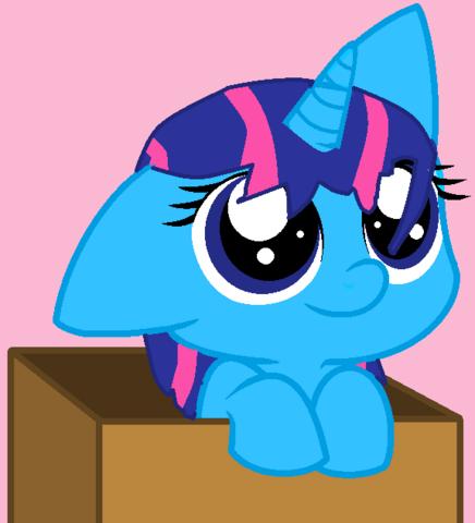 File:FANMADE Bluelighting OC filly in box.png
