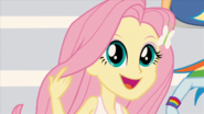"""Fluttershy """"You mean like a song?"""" EG2"""