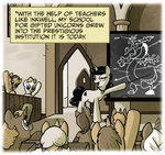 Micro-Series issue 8 Inkwell's classroom