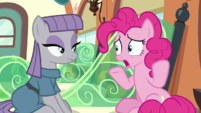 "Pinkie Pie ""Ghastly Gorge is so"" S7E4"