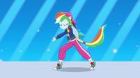 Rainbow Dash freeze-frame pose EGS1