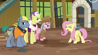 "Fluttershy ""none of you listened to me!"" S7E5"