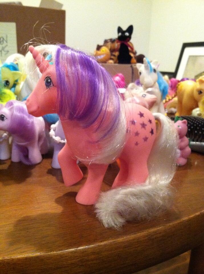Lauren Faust G1 Twilight toy.jpg