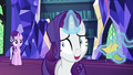 "Rarity mechanically ""of course, darling"" S6E21.png"