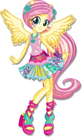 File:Fluttershy Rainbow Rocks character bio art 2.png