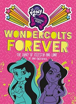 My Little Pony Equestria Girls Wondercolts Forever cover