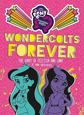 File:My Little Pony Equestria Girls Wondercolts Forever cover.jpg