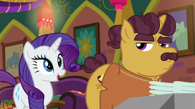 "File:Rarity ""we will get those hooves"" S6E12.png"