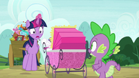 "Twilight Sparkle ""four and a half?!"" S7E3"