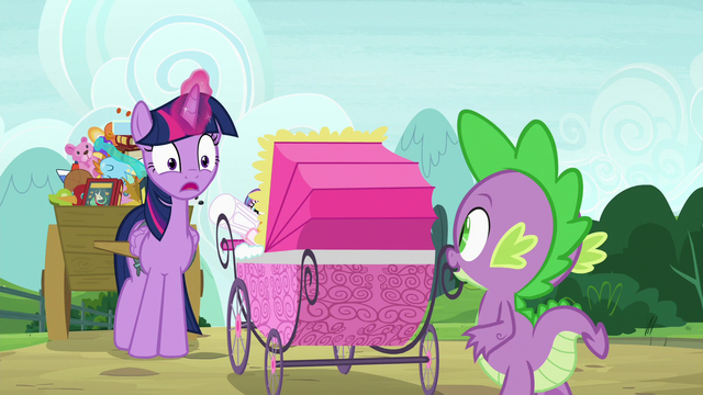 """File:Twilight Sparkle """"four and a half?!"""" S7E3.png"""