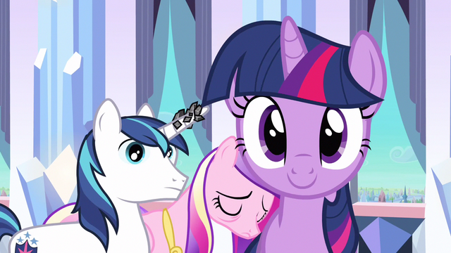 File:Twilight looking at us S3E1.png