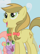 Apple Fritter with different mane color S1E02