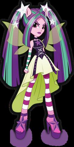 File:Aria Blaze Rainbow Rocks character bio art 2.png