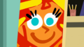 Close-up on Pinkie's painting of Sunset Shimmer SS10.png