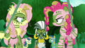 Fluttershy and Pinkie sees Zecora approaching S5E26.png