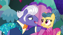 """Gladmane """"I'm glad to have a star like you"""" S6E20"""