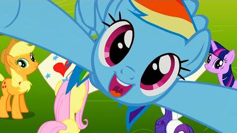 MLP FiM Make a Wish HEBREW HD