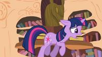 Twilight Oh hi spike S2E20