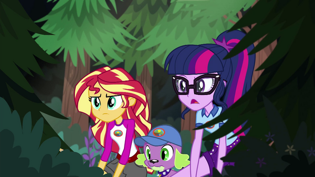 """File:Twilight Sparkle """"what's going on down there?"""" EG4.png"""