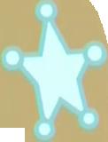 Sheriff Silverstar cutie mark crop S5E6