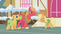 Applejack facehoof S1E11
