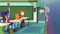 Celestia and students look at the phone SS8.png