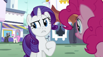 "Rarity ""this is a team effort"" S6E12"