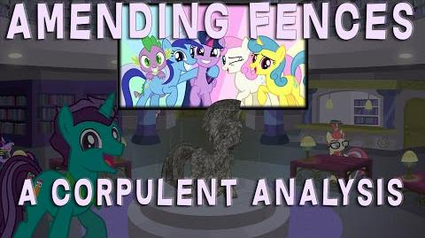Amending Fences - A Corpulent Analysis