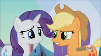 Applejack 'To keep this thing going' S3E2