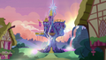 Castle of Friendship exterior at sunrise S6E21.png