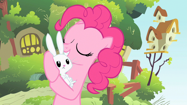 File:Pinkie Pie with Angel S2E13.png