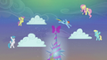 Rainbow Dash jumping to another cloud S06E08.png