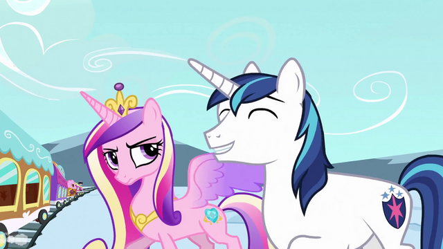 File:Shining Armor 'Maybe she'll let you retake it' S3E2.png