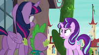 """Starlight """"Not everypony's lucky enough...."""" S5E26"""